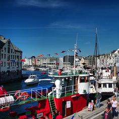 Another from a beautiful summerday in Ålesund. #ålesund #møreogromsdal #visitnorway #i_love_norway  #summer Photo And Video, Videos, Instagram