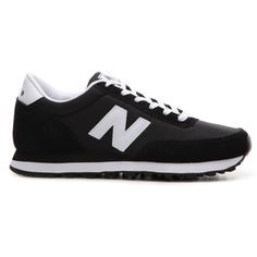 New Balance 501 Retro Sneaker Womens featuring polyvore, fashion, shoes, sneakers, new balance trainers, new balance, retro shoes, retro style shoes and retro sneakers