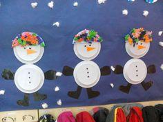murales invierno para educacion infantil - Buscar con Google