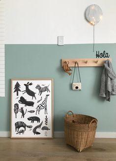 Kids Bedroom Boys, Boy Toddler Bedroom, Toddler Rooms, Boys Room Decor, Baby Bedroom, Baby Boy Rooms, Little Boys Rooms, Cama Ikea Kura, Boy Room Paint