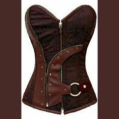 Dai un'occhio a questo oggetto in Depop   http://depop.com/it/fashionvictimisfactory/corsetto-rosso-scuro-sexy-modellante.