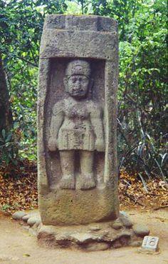 Estela Olmeca