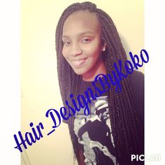Box braids! on Pinterest Blonde Box Braids, Jumbo Box Braids and ...