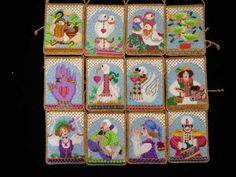 12 days of christmas needlepoint - Google Search