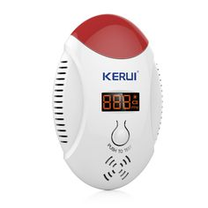 Cheap monoxide detector, Buy Quality carbon monoxide detector directly from China co carbon monoxide detector Suppliers: KERUI LED Digital Display Carbon Monoxide Detectors Voice Strobe Home Security Safety CO Gas Carbon Alarm Detector Sensor Alarm Home Security Alarm System, Alarm Systems For Home, Safety And Security, Home Safety, Strobing, Cyber Monday, Black Friday, The Unit, Storage
