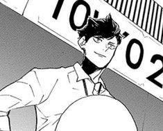 Pretty Boy Swag, Pretty Boys, Kuroo Tetsurou, Aesthetic Desktop Wallpaper, Haikyuu Manga, Killua, Hinata, Shit Happens, Fictional Characters