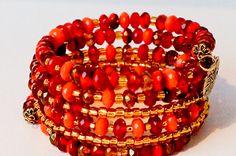Orange you gorgeous by Anastasia Wiley on Etsy