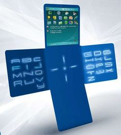 Cell Phones With 5 Touchscreens