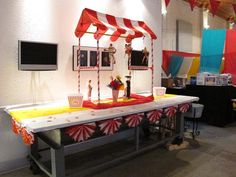 Vox Theatre - Blog: Themed Wedding - Circus