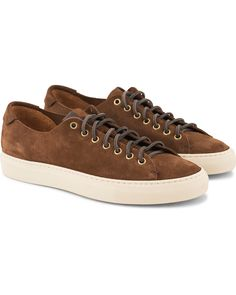 Buttero Sneaker Brown Suede i gruppen Skor   Sneakers hos Care of Carl  (13692511r) 25dd0fea9