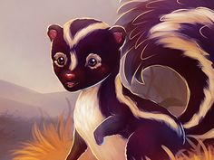 Skunky bright small