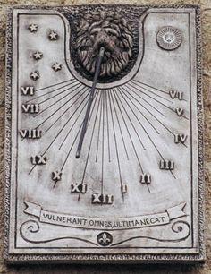Cadran solaire, Précy-sur-Marne
