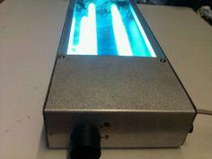 DIY UVA light box