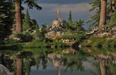 10 Photos to Inspire a Thru-Hike - Bigfoot Trail Thru Hiking, Hiking Trails, Trinity Alps, Crescent City, Day Hike, Bigfoot, Pacific Ocean, Wilderness, Mount Rushmore