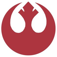 Rebel Alliance, have this tattooed on my shoulder