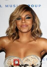 Hair Ashanti brown color black