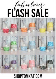 50% Off Flash Sale | The TomKat Studio Shop