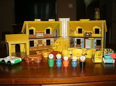 Fisher-Price House - I loved mine!