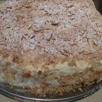 Μιλφέιγ (Με 5 ΜΟΝΟ υλικά και ΧΩΡΙΣ αυγά!!!) No Bake Desserts, Easy Desserts, Greek Recipes, Tiramisu, Banana Bread, Recipies, Deserts, Food And Drink, Cooking Recipes