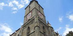 Biserica Neagra, Brasov San Francisco Ferry, Romania, Building, Travel, Viajes, Buildings, Destinations, Traveling, Trips