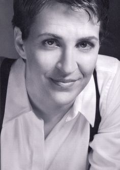 Rachel Maddow in The Advocate in 2008