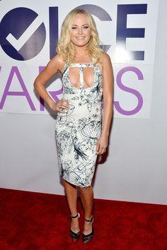 Malin Akerman- People's Choice Awards 2014