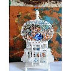 Lovely decorative bird cage