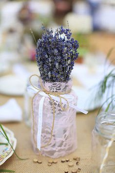 dekorere med lavendel og i bukett...