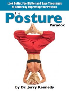 The Posture Paradox.  Another one of my Kindle books.
