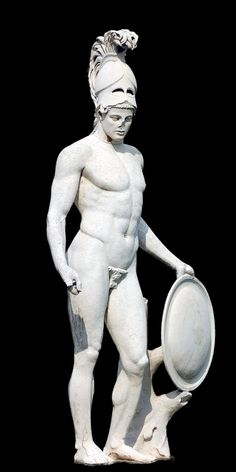 Ancient Greek Statues Of Gods Statue of ares from hadrians