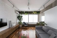 Galeria de Apartamento POSSAMAI / Sbardelotto Arquitetura + Atelier Aberto Arquitetura - 10