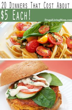 20 Dinners That Cost About $5