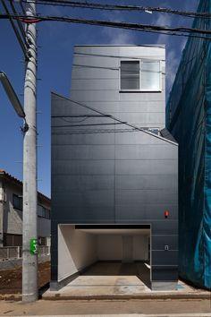 House+in+Fukasawa+/+LEVEL+Architects