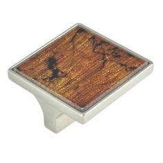 tirador pomo de mueble cuad cristal serigrafiado con tejido ambar cromo brillo diseno italiano luxury comprar tienda venta online 10209ab