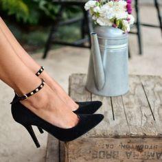 Combinando sapatos - Scarpin