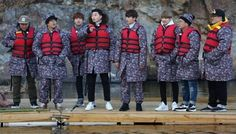 (1 Night 2 Days) Park Seo-joon, Park Hyung-sik, And Choi Min-ho Get Ready To Test Their Luck