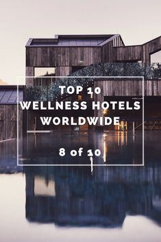 TOP 8 of 10 Wellness Hotels worldwide is the Naturhotel Forsthofgut in Leogang, Austria. Find tranquility in the forest spa. The concept behind it is as unique as the Forsthofgut itself: The forces of the forest and the four elements provide you with relaxation, energy and beauty. This combination of natural treatments and regional products in a stylish 3,800m² area is impressive. ▼ CLICK THE LINK down below for the complete list! ▼