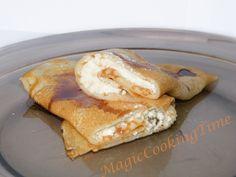 Magic Cooking Time | Blog o gotowaniu: Naleśniki z serem