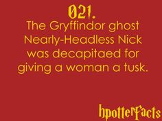 #hpotterfacts 021
