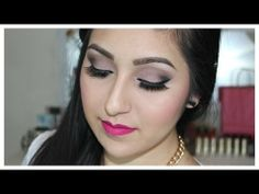 ▶ Urban Decay Naked 3 Tutorial: Dramatic Valentines Look - YouTube