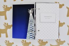 German Christmas Markets Mini Book by Caylee Grey for Paislee Press