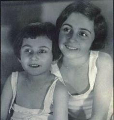 Anne & Margot