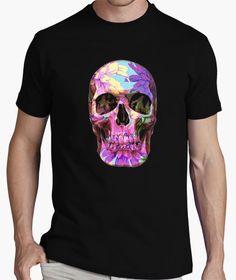 Camiseta calavera #tshirt #camisetas #fashion #skull