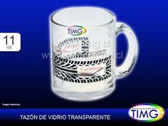 """""""Aviso de llegada"""" Otro regreso a stock tiene el tazon de vidrio transparente sublimable http://www.suministro.cl/product_p/1060011202.htm"""