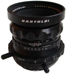 Hartblei makes a 35mm, 65mm, and 80mm tilt shifts for Pentax, Sony, Nikon, Leica, and Canon