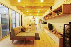 やさしい三角屋根のお家 | 鹿児島のハウスメーカー【ベルハウジング】