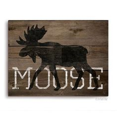 Union Rustic 'Moose