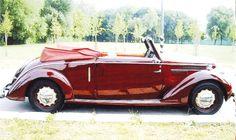 Lancia Aprilia Transformabile Pininfarina 1939