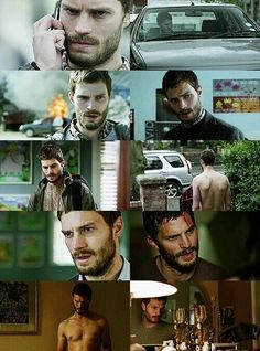 Jamie The Fall Paul Spector