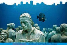 Under Water Museum. Isn't great  idea?